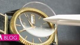 Ročne ure pod drobnogledom: Stekelca ročnih ur, materiali in lastnosti