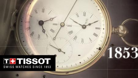 Šest dejstev o ročnih urah Tissot, ki morda doslej niste vedeli