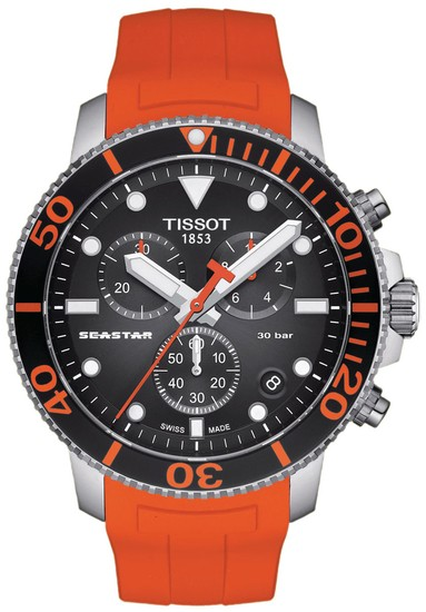 TISSOT SEASTAR 1000 CHRONOGRAPH T120.417.17.051.01