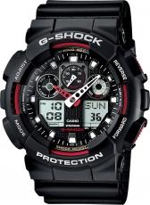 CASIO G-SHOCK GA 100-1A4