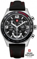 SWISS MILITARY CHRONO 20074ST-1L