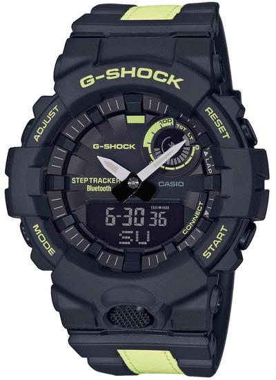 CASIO G-SHOCK G-SQUAD GBA-800LU-1A1ER