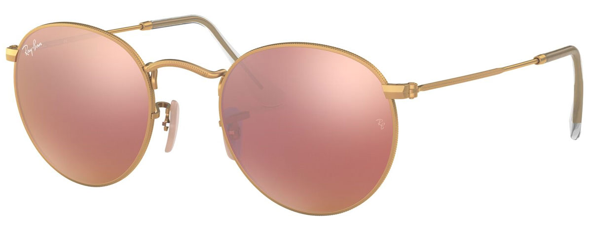Ray-Ban Round Metal RB3447 112/Z2