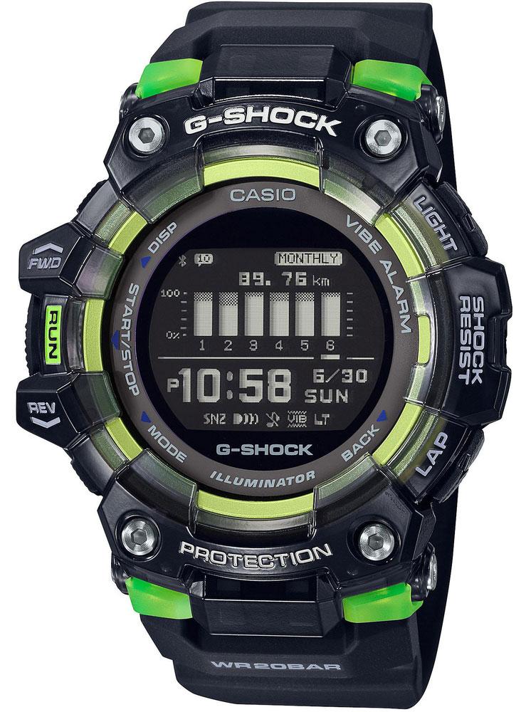 CASIO G-SHOCK G-SQUAD GBD-100SM-1ER