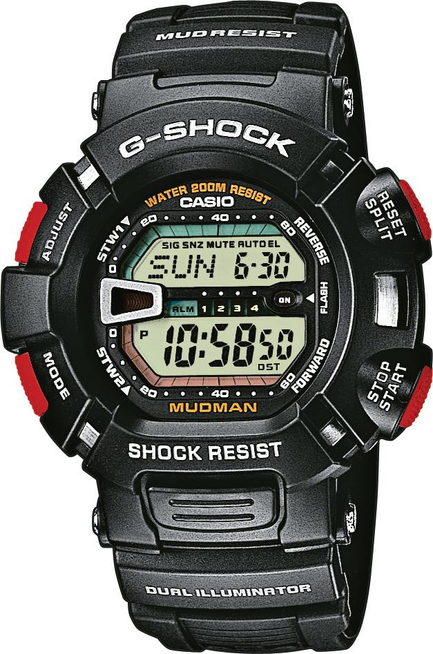 CASIO G-SHOCK MUDMASTER G 9000-1
